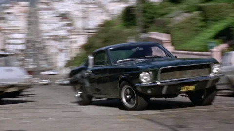 Supercool original 'Bullitt' Mustang goes on display in Tacoma
