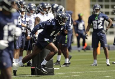 Seahawks rookie minicamp: DK Metcalf wows, interchangeable safeties, a 6-9 tackle--and more