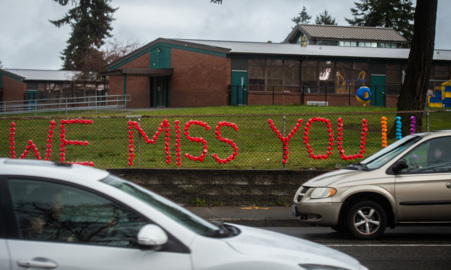 Pierce County K-5 students can return to school soon, health officials say