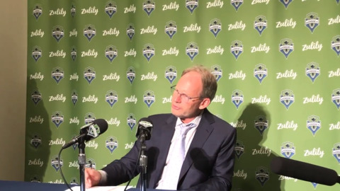Sounders, finishing a 3 games in 7 days stretch, look for road points at Philadelphia