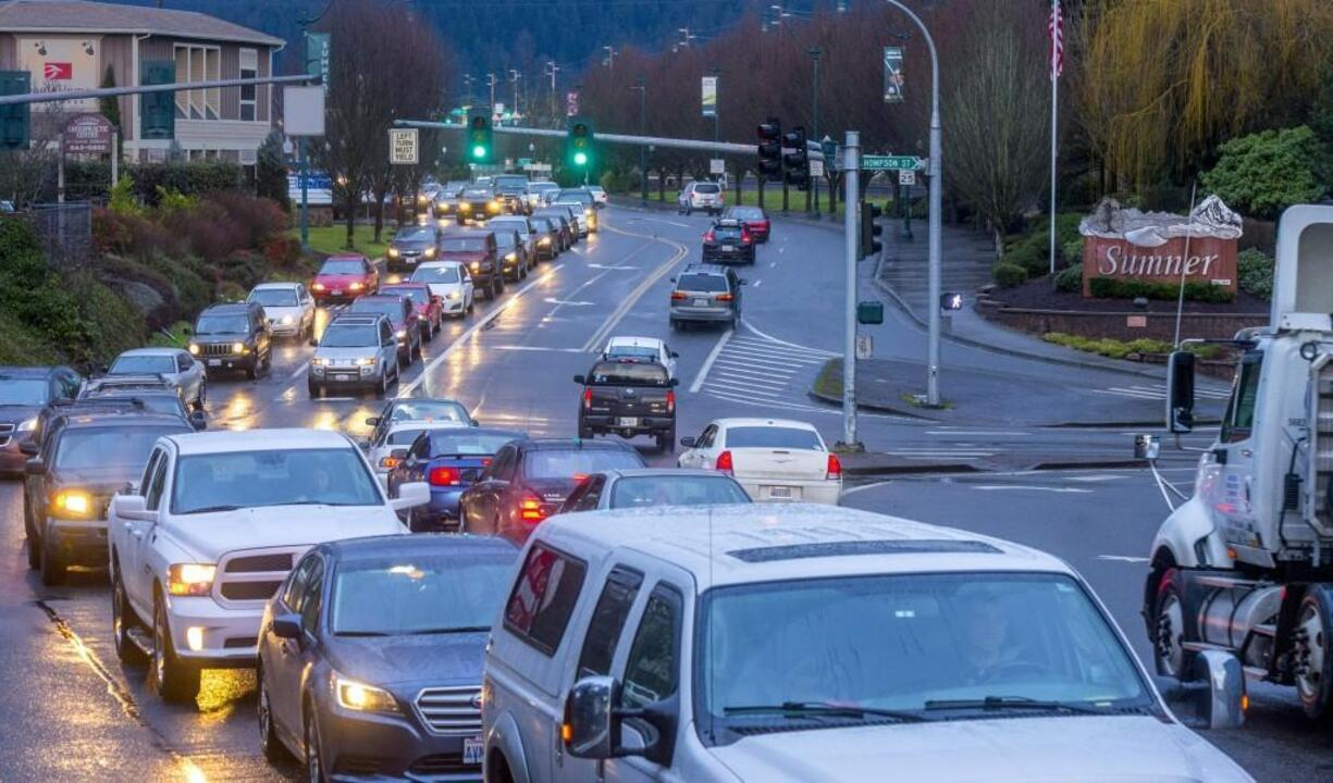 Relief is coming for Sumner commuters. Next step: construction on Traffic Avenue