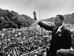 Can we fulfill Martin Luther King Jr's dream?