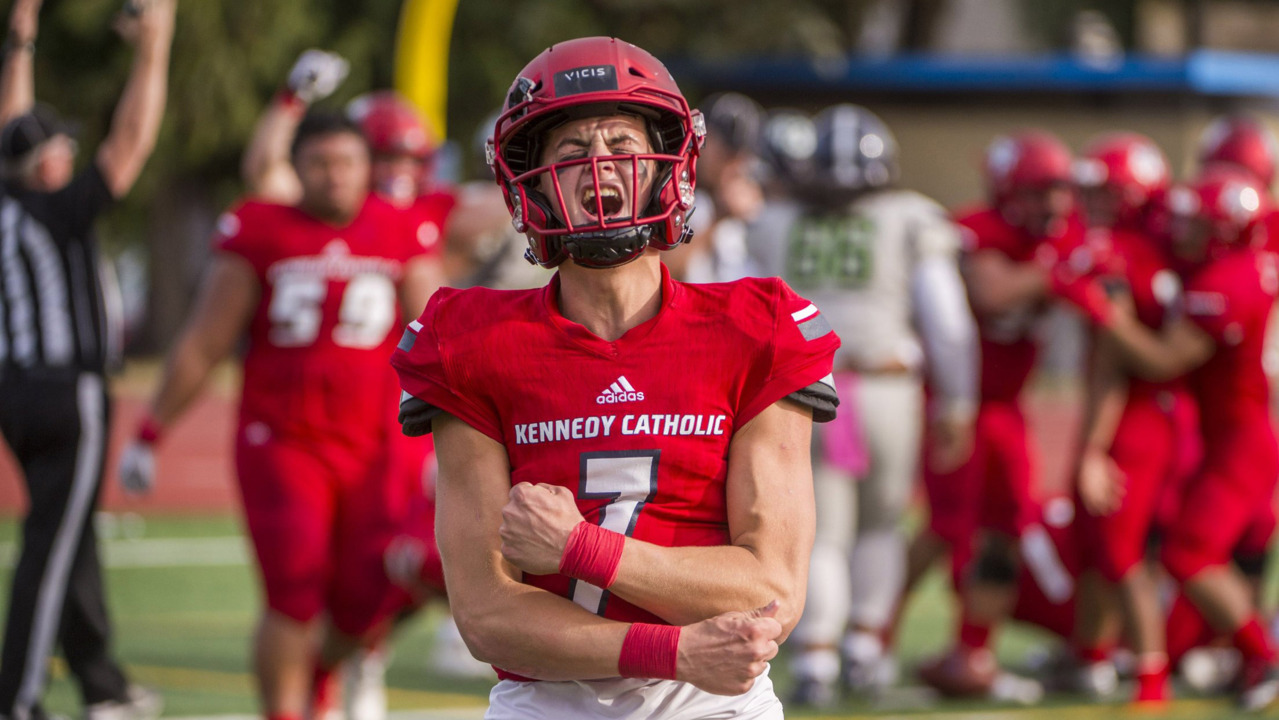 Cal commit Justin Baker had a breakout junior season for Kennedy Catholic. His senior year could be even...