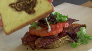 Meet Texas Motor Speedway's new Hawg Heaven BLT