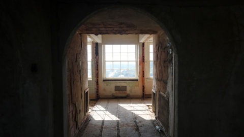 Will the restoration of the 'mystical and magical' Baker Hotel revitalize this small Texas city?