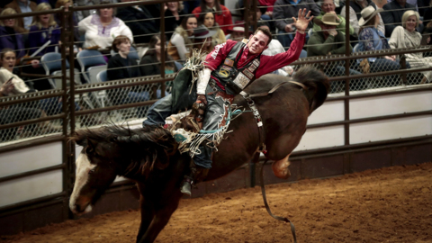 'This thing is legendary.' 2019 is last year for rodeos in Will Rogers Memorial Coliseum