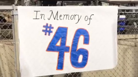 WATCH: Arlington Bowie pays tribute for fallen teammate Anthony Strather