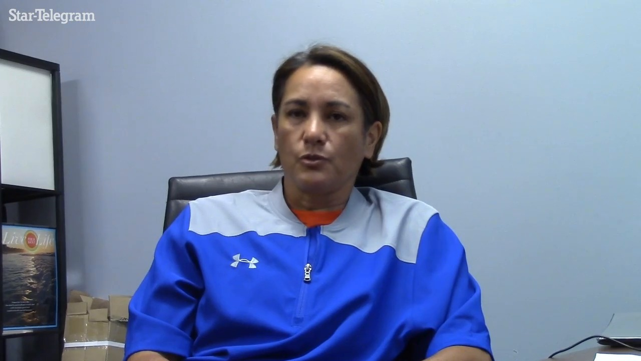 Staying true to herself: UTA coach comfortable with Tourette syndrome, being gay female