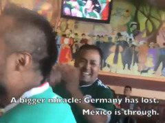 Fort Worth fans go on a wild ride for El Tri in the World Cup as Mexico barely makes it through