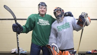 Mac Engel takes shots from NHL prospect and Southlake resident Ryan O'Reilly