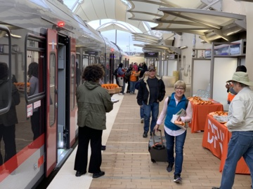 TEXRail 100% open, Fort Worth to DFW Airport
