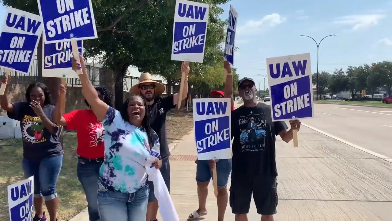 What the GM strike means for General Motors' 4,500 workers in Arlington