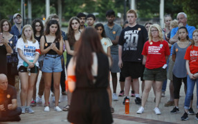 Santa Fe school shooting victims remembered in Southlake