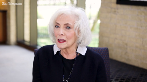 'We have been great. We don't have to become great again.' Betty Buckley talks politics