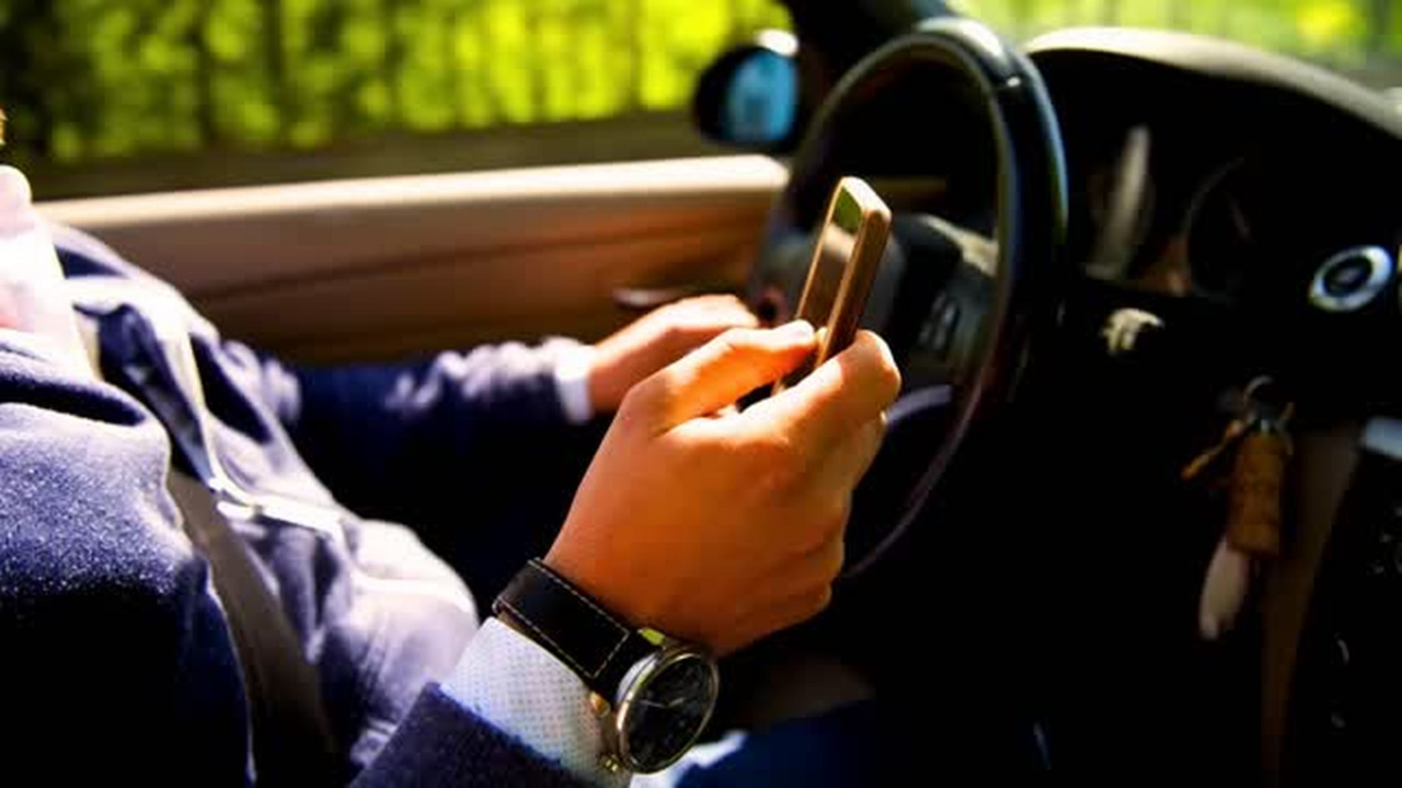 Texting and driving will be illegal in Texas after Sept  1