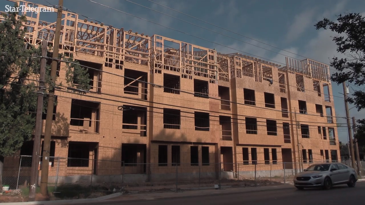 New apartments are going up in Fort Worth and so is the rent | Fort ...