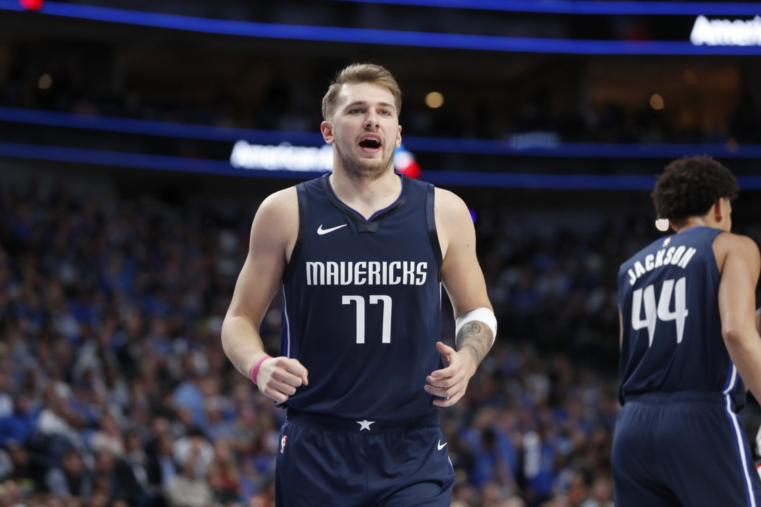 Lebron James Luka Doncic Put On Triple Double Overtime Show
