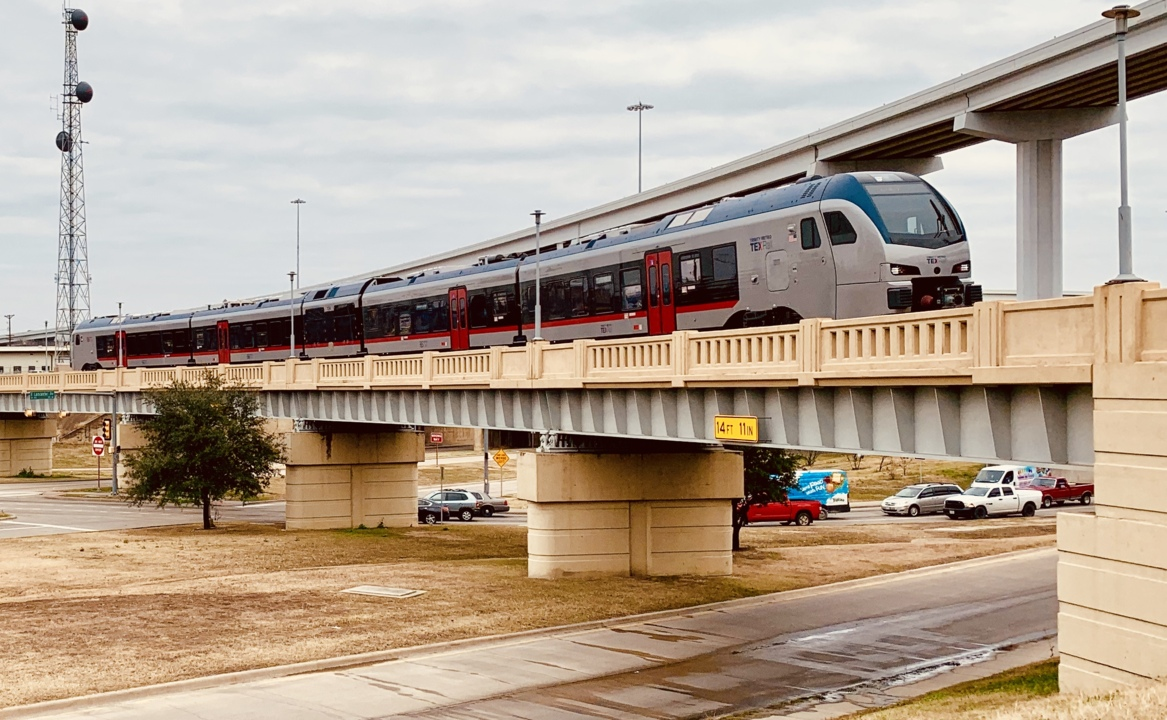 Cornyn, Cruz support use of federal funds to extend TEXRail commuter train