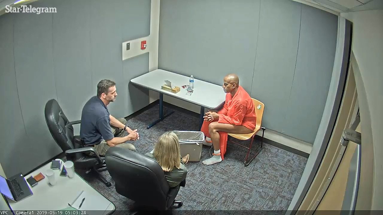Video of kidnapper Michael Webb's confession: 'I pushed the woman and grabbed' girl