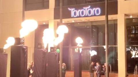 Toro Toro restaurant opens with a blast in Fort Worth