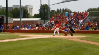 Bobby Witt Jr. smashes home run