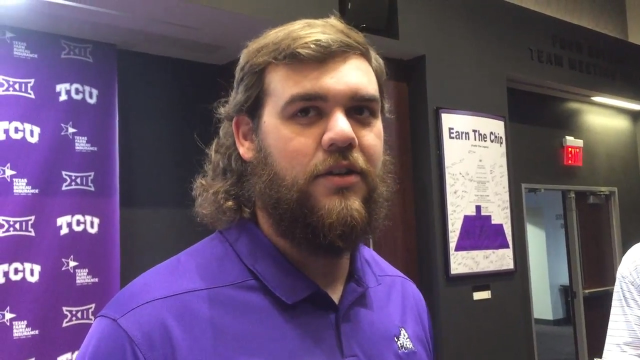 Here's how TCU football will approach the 'Horns Down' edict on Saturday