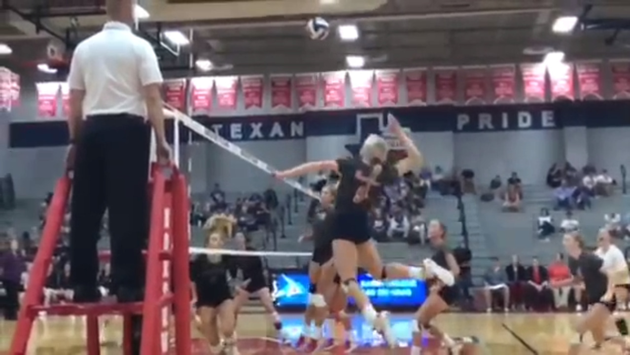Vote for Dallas-Fort Worth volleyball player, team of the week - Sept. 23, 2019