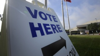Primary runoff election day in Tarrant County