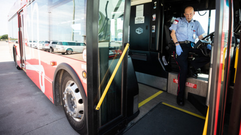 Fort Worth's 'bare bones' bus system will get a redesign, but funding is lacking