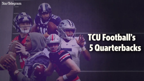 TCU's Patterson is 'not OK' with growing pains of young QB. So how will the Frogs adjust?