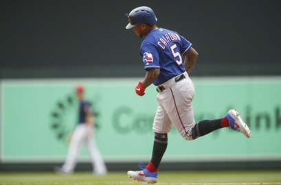 Rangers send Calhoun to minors to open spot for Pence. Could Mazara be sent down next?