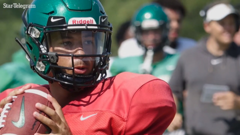 Here are four things to know about UNT quarterback Mason Fine