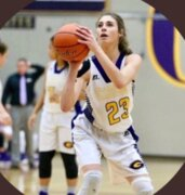 Granbury basketball standout Mandy Withey