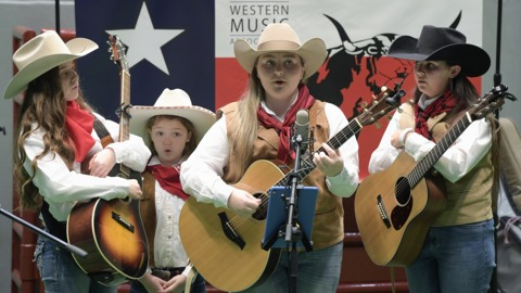 Cowtown Opry Buckaroos keep Western heritage alive at Stock Show