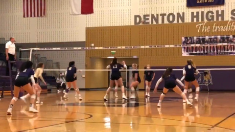 DFW high school volleyball Top 10 plays of the week November 16-21