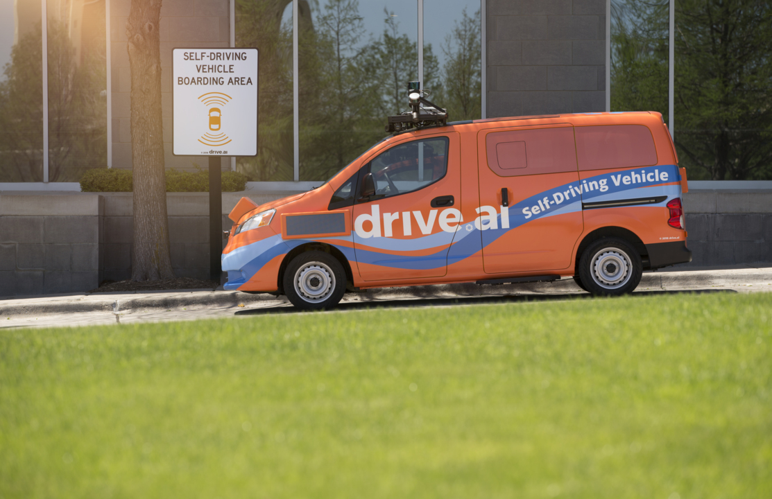 Ready to ride in a self-driving car? This DFW city is ready for you
