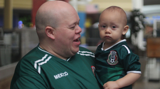 Mexico soccer fans gather in Fort Worth to watch Father's Day World Cup win