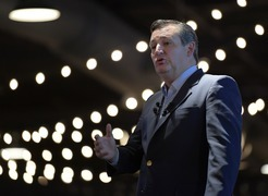Ted Cruz re-election tour hits Fort Worth