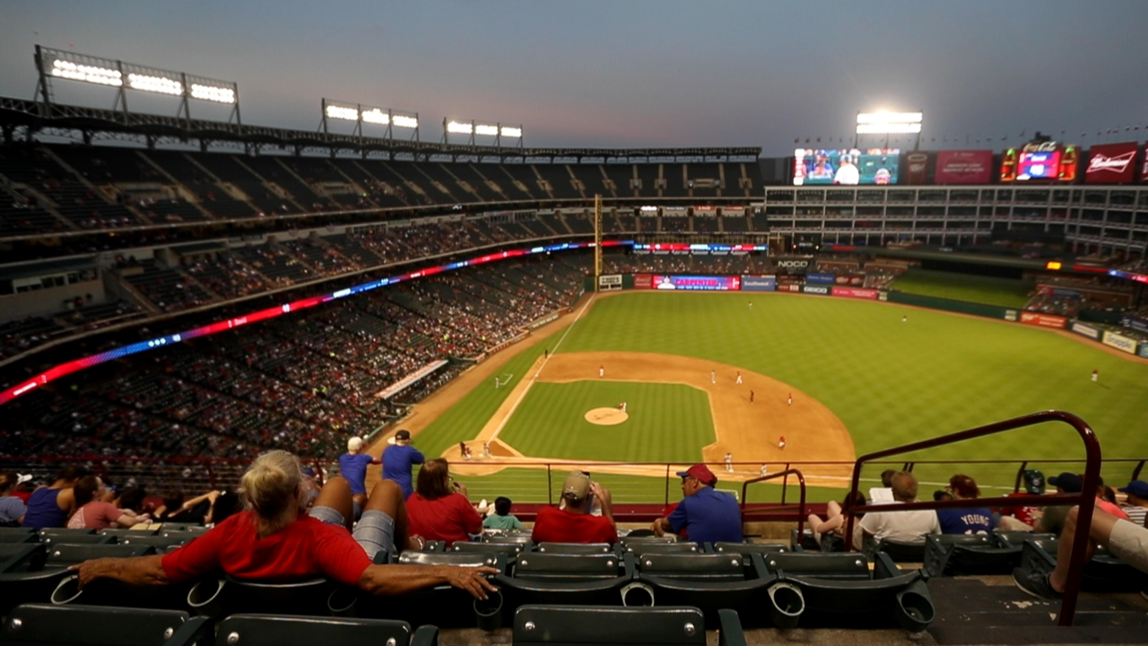 How the ballpark made the Rangers winners, cemented Arlington as a major-league city