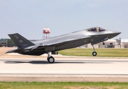 Lockheed Martin delivers 300th F-35 stealth fighter aircraft