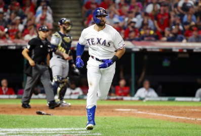 Does Gallo believe he should have been the All-Star Game MVP? His Rangers teammates do