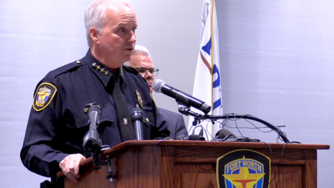 Interim Police Chief identifies the officer who shot Atatiana Jefferson
