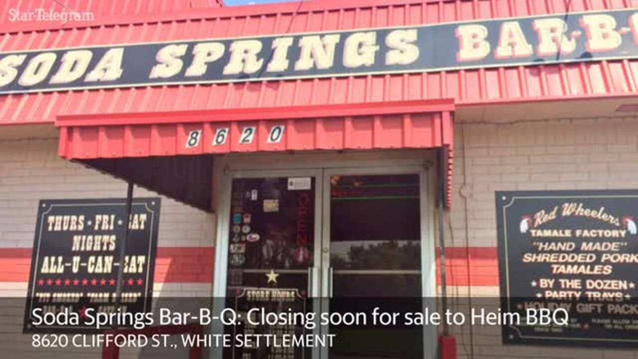 Heim Barbecue buying historic barbecue restaurant in North Texas ...