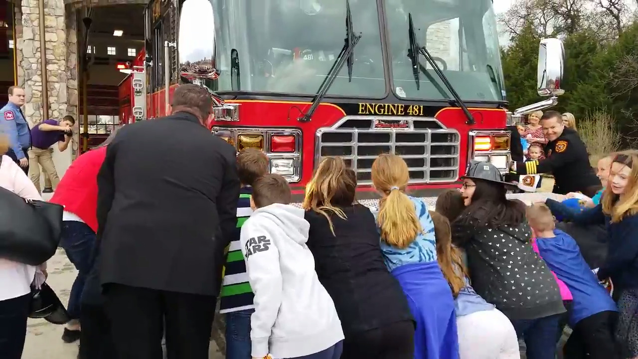 Westlake, TX celebrates grand opening of new Fire-EMS