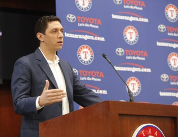 Jon Daniels explains how Adrian Beltre pulled a fast one
