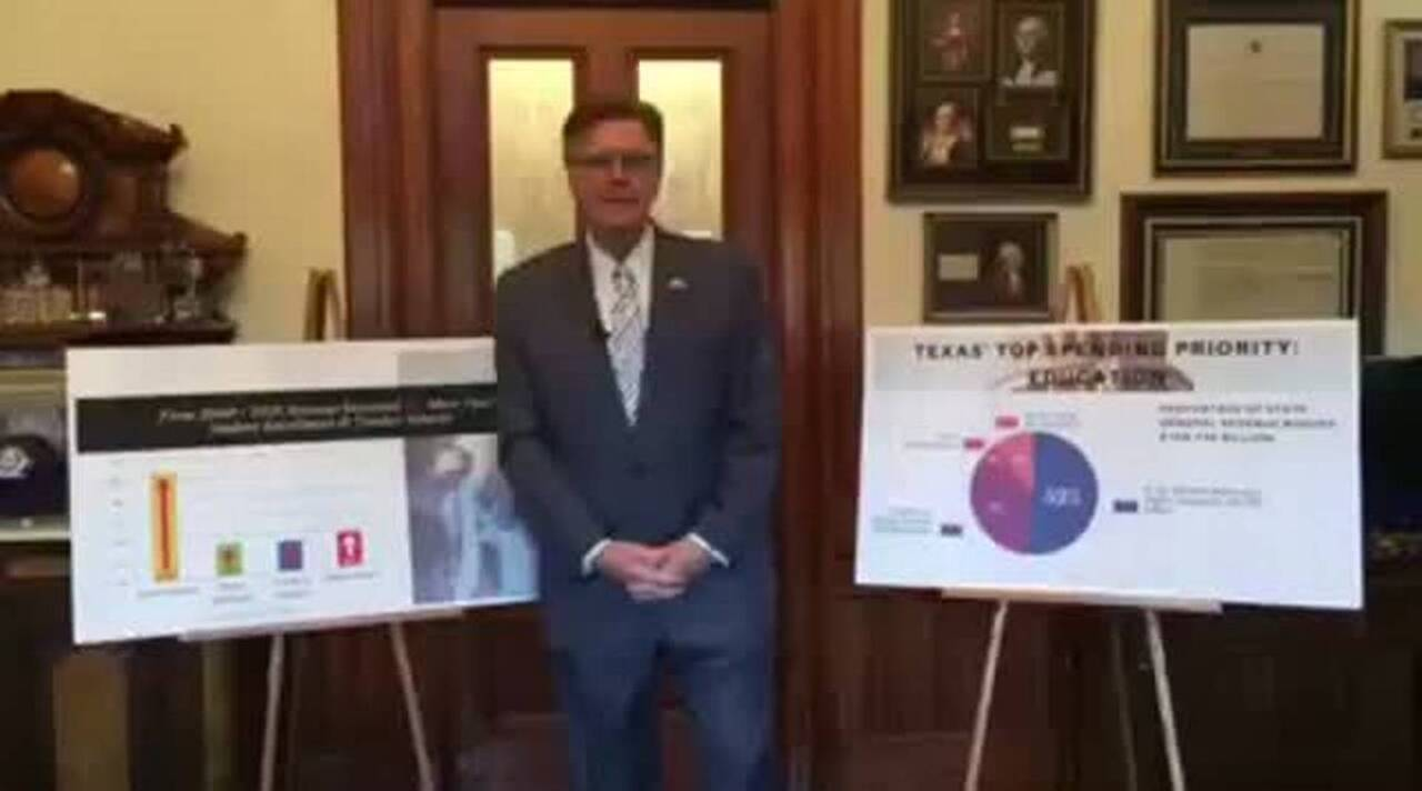 Tarrant County sheriff speaks to for-profit companies taking