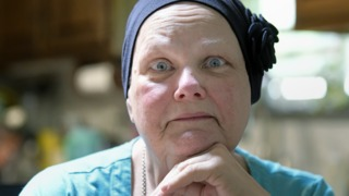 Judy Thomas has refused to let cancer define her