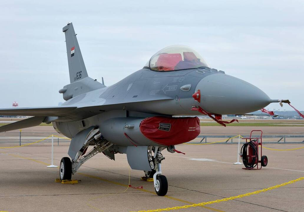 Lockheed Martin builds its last F-16 at Fort Worth plant