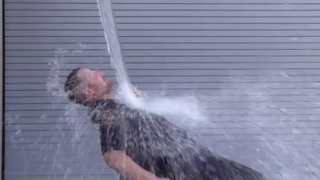 Texas police officer douses himself in water, recreates 'Flashdance' for viral lip sync challenge