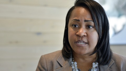 Devan Allen overcomes family problems to be elected commissioner